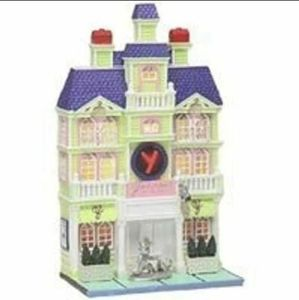 Dept 56 Monopoly City of Lights House Collectible